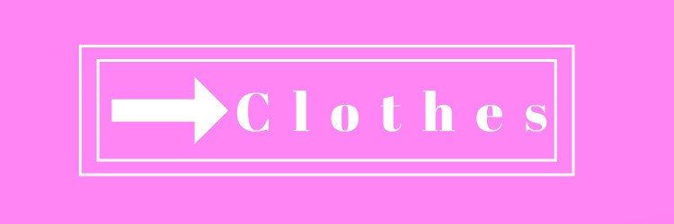 Clothes banner