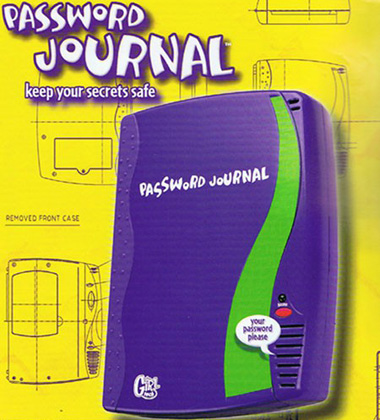 password-journal